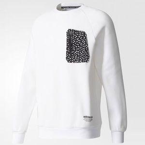 adidas Originals NMD Pocket Crewneck Sweatshirt